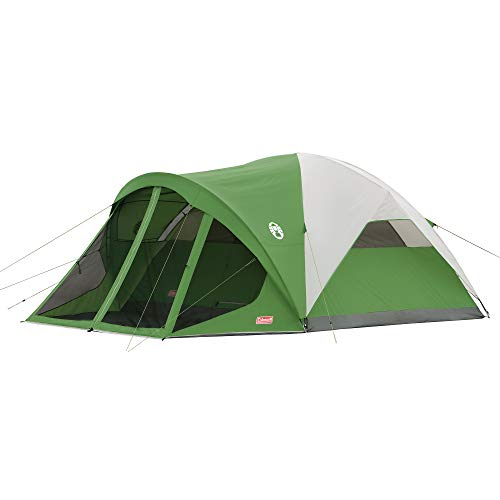 Best Family Tents for Bad Weather - Coleman Dome Tent (Evanston Camping Tent)