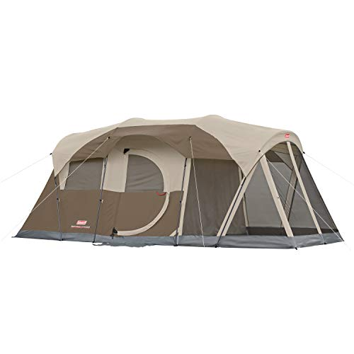 Best Family Tents for Bad Weather - Coleman WeatherMaster 6-Person Tent