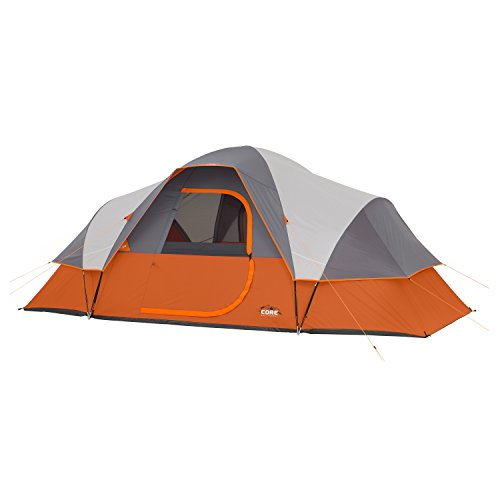 Best Family Tents for Bad Weather - CORE Extended Dome Tent
