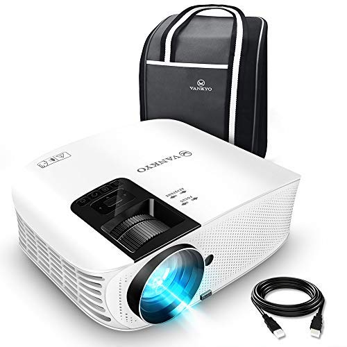 Best Projector Under 200 - VANKYO Leisure 510 Full HD Projector