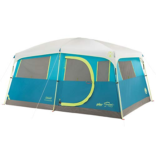 Best Family Tents for Bad Weather - Coleman 8-Person Tenaya Lake Camping Tent
