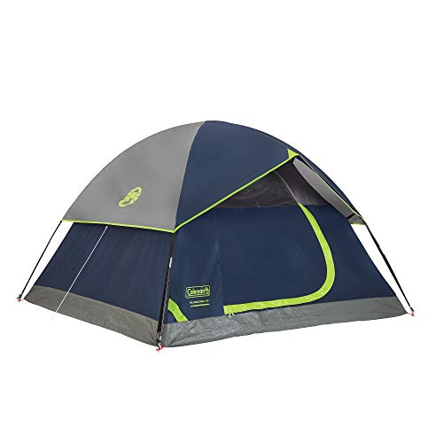 Best Family Tents for Bad Weather - Coleman Sundome 4