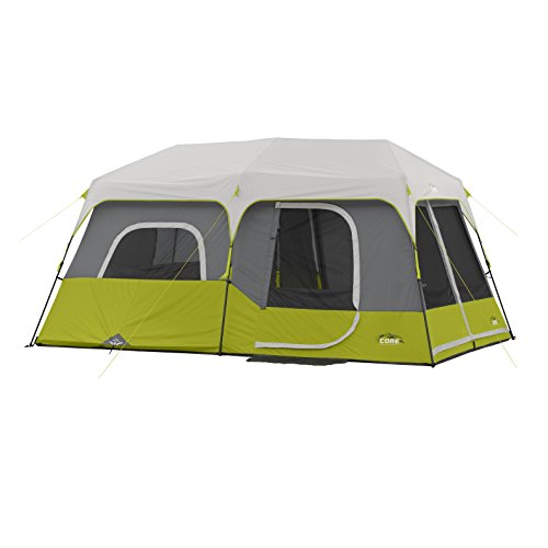 Best Family Tents for Bad Weather - CORE Instant Cabin Tent