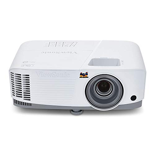 Best Projector Under 200 - ViewSonic PA503S 3600 Lumens SVGA HDMI Projector