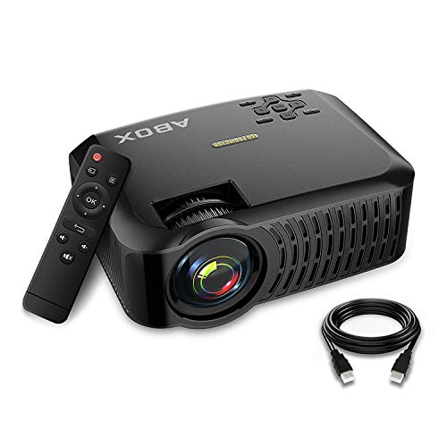 Best Projector Under 200 - GooBang Doo ABOX A2 Video Projector