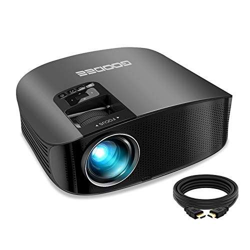 GooDee YG600 Outdoor HD Video Projector