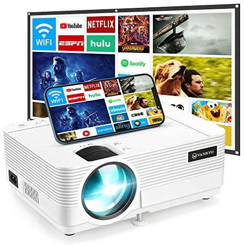 VANKYO Leisure 470 Mini Projector