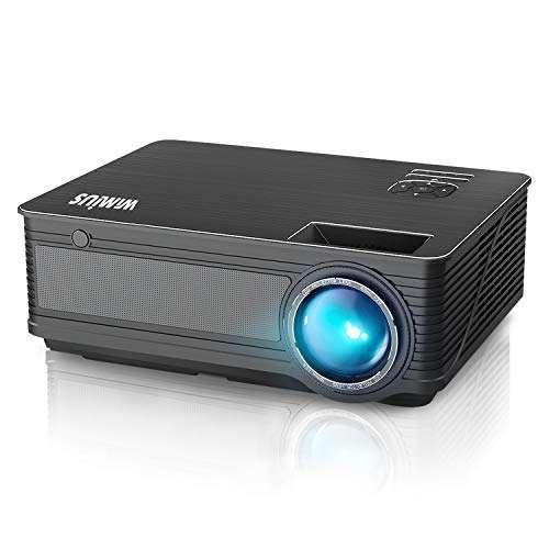 WiMiUS P18 3800 Lumens LED Projector
