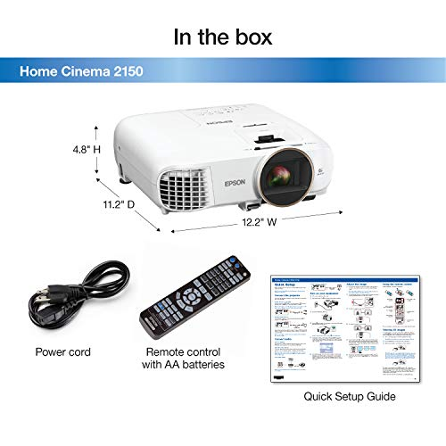 Epson Home Cinema 2150 Reviews - What Users Saying About the Epson Home Cinema 2150 Reviews