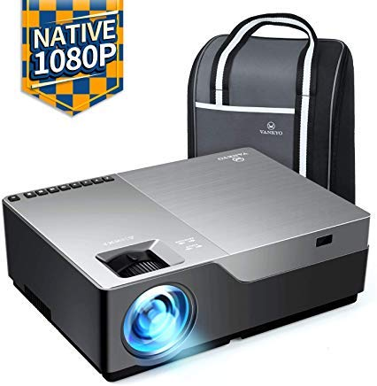 best projector under 500 - VANKYO Performance V600 Native 1080P LED Projector