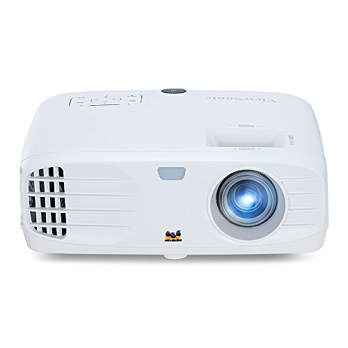 best projector under 500 - ViewSonic 1080p Projector (PX700HD)
