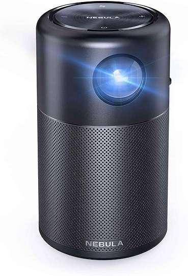 Nebula Capsule Projector