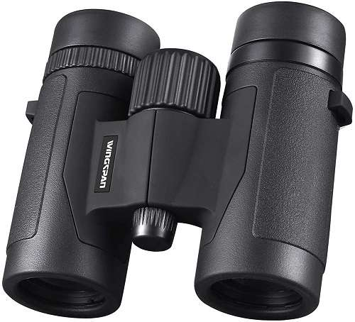 Wingspan Optics FieldView Compact Binoculars
