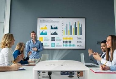 Top 10 Best Portable Projectors For PowerPoint Presentations