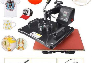 Best Multifunction Heat Press Machine