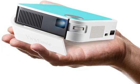 ViewSonic M1 Mini+ Smart Ultra Portable LED Projector