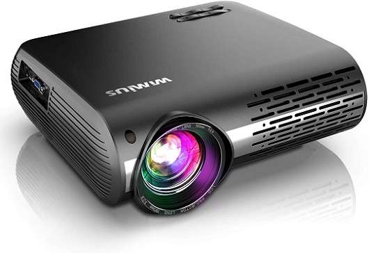 WiMiUS Newest P20 Native 1080P Projector