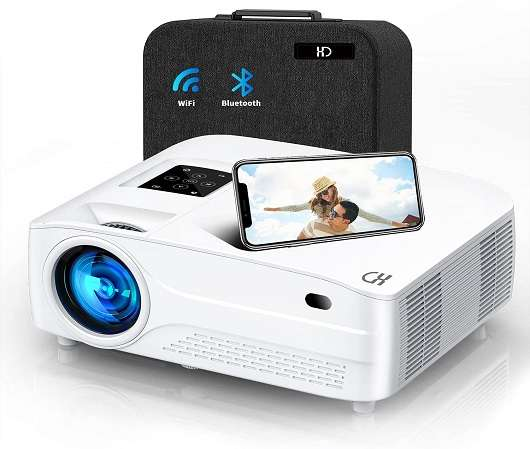 Xinda 1080P Projector for Business & Outdoor