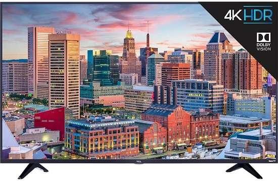 TCL 49S517 Smart TV - Best 55 inch TV