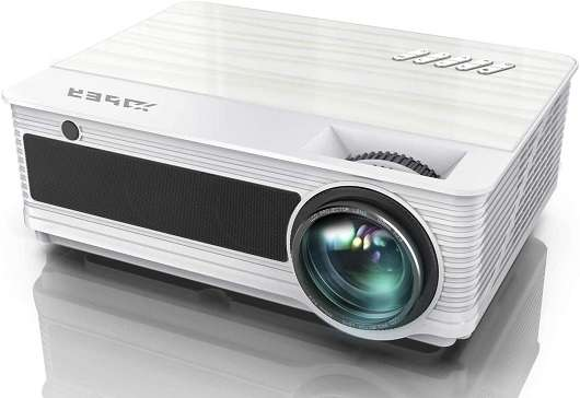 YABER Native 1080P Projector - Best iphone projector