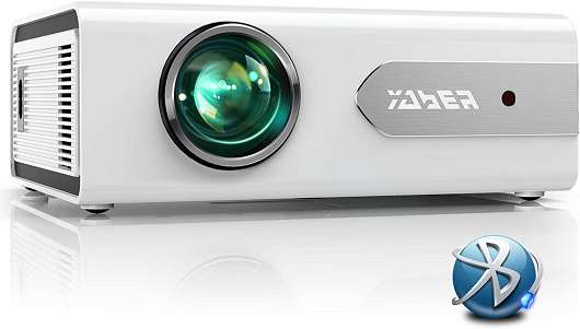 YABER V3 Projector - Best bluetooth projector