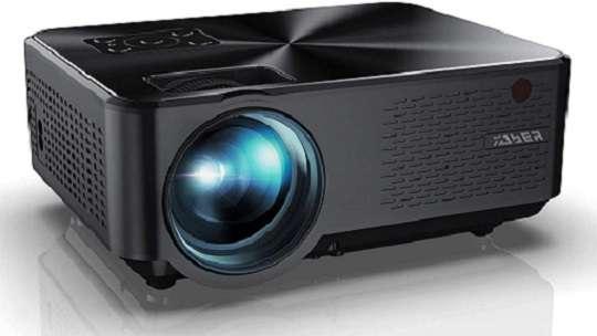 YABER Y60 Portable Projector - Best Portable Projectors