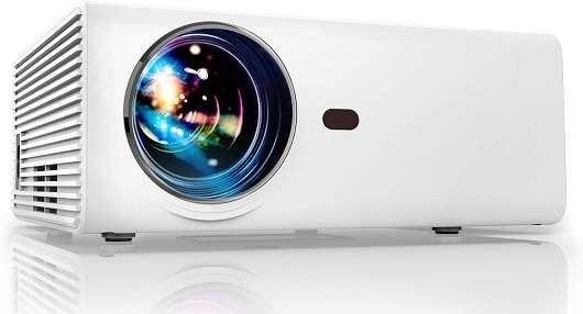 YABER YB2 Portable Projector - Best mini movie projector
