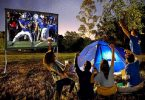 Best Projector Screen for Outdoors