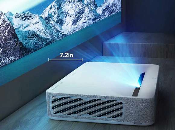 Key Features of VAVA 4K Ultra Short Throw Laser Projector