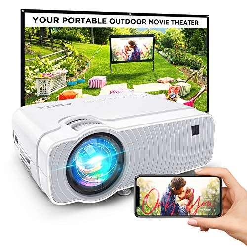 Bomaker HD WiFi Projector