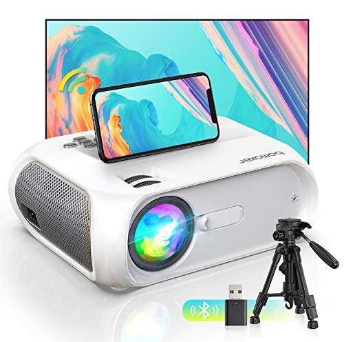 Bomaker WiFi Outdoor Projector