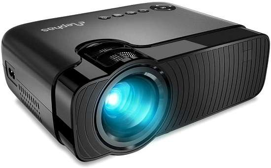 Elephas GC333-HSH Projector - Best 1080p mini projector