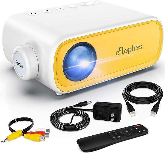 Elephas Portable Projector for iPhone