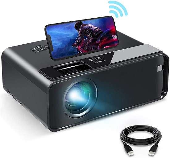 Elephas W13 Projector - Best mini projector for iphone