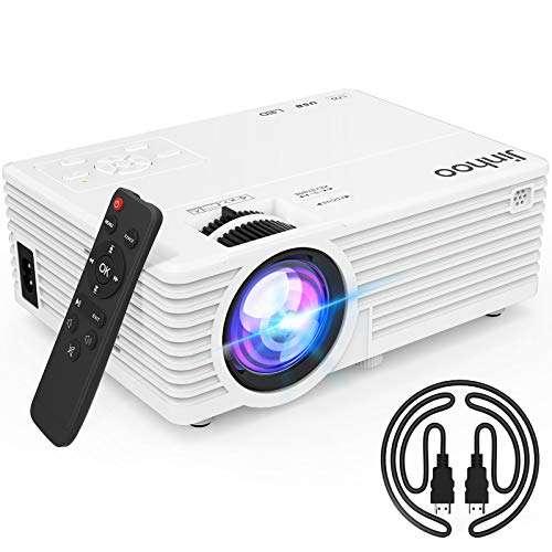 Jinhoo m20 projector - Best Outdoor Movie Projector