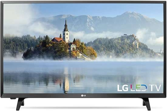 LG 32LJ500B 32-Inch TV - LG Gaming TV