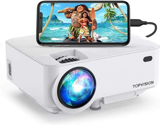 Topvision T21 Mini Projector