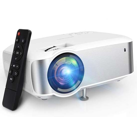 Topvision T23 Projector - Best indoor and outdoor projector