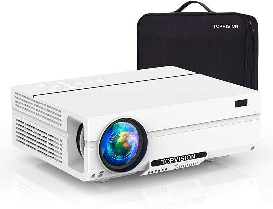 Topvision T26 Projector - Best native 1080p projector