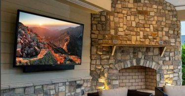 Best Indoor TV for Covered Patio