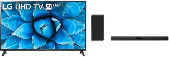 LG 55UN7300PUF 4K Smart UHD TV