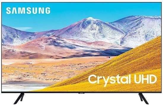 Samsung UN75TU8000FXZA 75-inch TV