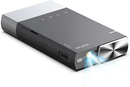 Vamvo Ultra Mini Portable Projector