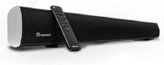 Wohome (S10) TV soundbar for home