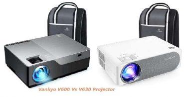 Vankyo V600 Vs V630