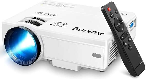 Auking Mini Projector Troubleshooting
