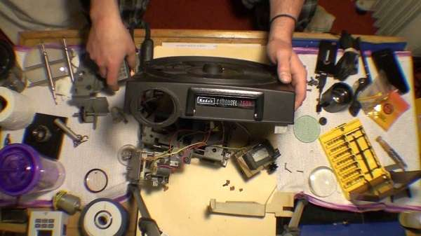Kodak Carousel Slide Projector Troubleshooting, Problem and Solutions