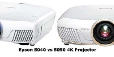 Epson 5040 vs 5050
