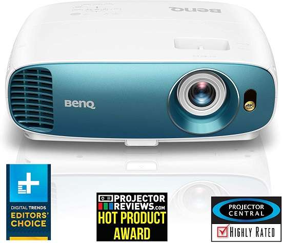 Key Features Of BenQ TK800 4K UHD HDR Home Theater Projector