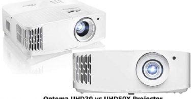 Optoma UHD30 vs UHD50X